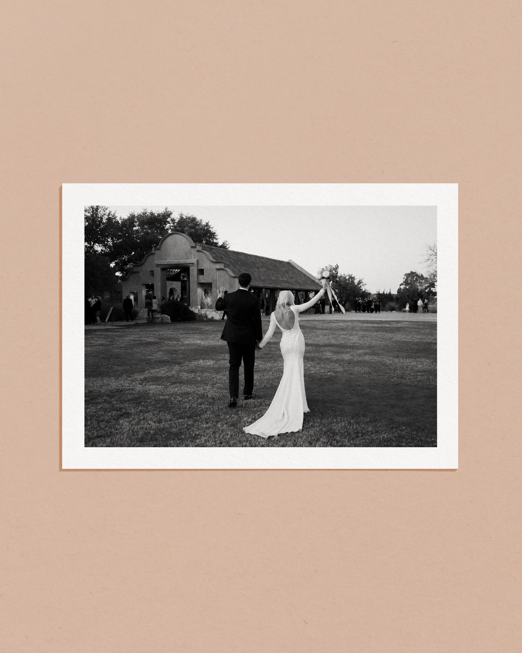 PaperCrush Wedding & Engagement Black & White Photo Prints
