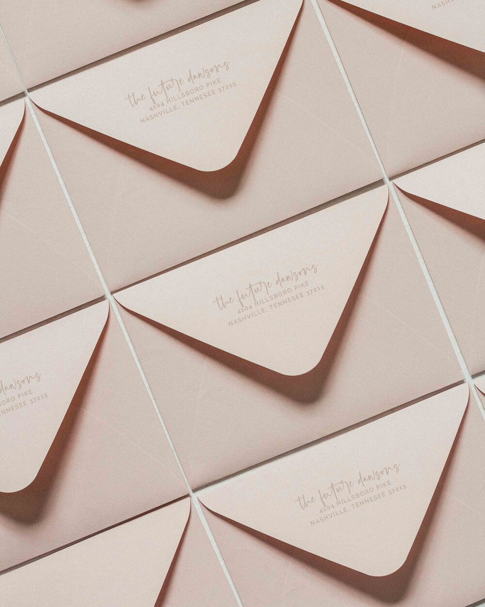 When it comes to the wedding details we love the most, printed stationery definitely takes the cake for us! What's not to love about opening up an elegant invitation in the mail? Here are 5 reasons to fall in love with print (in case you haven't already)!