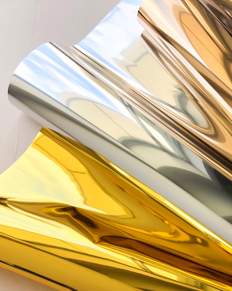 Luxurious Foil Paper for Wedding Invitations
